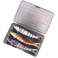 3 Piece Multi-Section 13.7cm / 27g Fishing Lures with Plastic Storage Case Photo