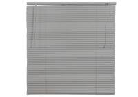 25mm Aluminium Venetian Home & Office Blinds - 1200mm x 1500mm - Silver Photo