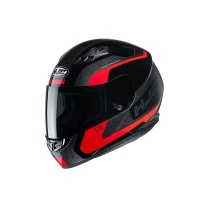 HJC Helmets HJC C15 Dosta Black/Red Helmet Photo