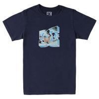 DC Shoes Kid's Balbic Kalis T-Shirt Photo