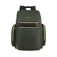 Colorland Georgia Baby Changing Backpack Green Photo