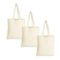 Hally Bags Eco Cotton Bag x 3 Photo