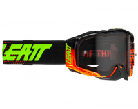 LEATT Velocity 6.5 Neon Orange Goggle Photo
