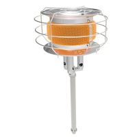 Alva Infrared Cylinder Top Heater With Extension Tube Photo