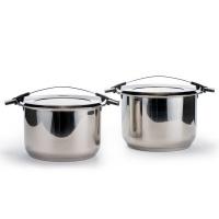 Capri Exclusive Homeware 4 Piece Bon Appetit Pot Set Photo