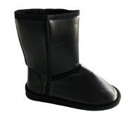 Black Polar Boots Photo