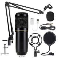 Killerdeals Professional Sound Recording Condenser Microphone Set Photo