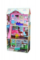 Roly Polyz Emily Wooden Doll House Photo