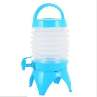 5.5L Collapsible Beverage Tub Dispenser with Tap Photo