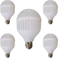 Umlozi Intelligent Rechargeable Light Bulbs 5 Pack - LED 15W Screw In Photo
