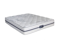 Simmons Recharge Ultra Plush Queen Mattress ONLY Photo