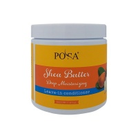 POSA Shea Butter Deep Moisturising Sulfate-Free Leave-in Conditioner 500ml Photo