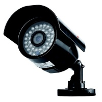 Securitymate Professional HD CCTV Security Camera With Night Vision Black Photo