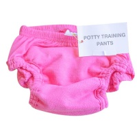 mother nature products Potty Training Pants Pink Photo