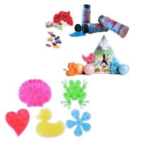 Snookums Baby Bath Toys Sprudles Sprinkles beans and Bath Stick it Photo