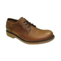 Bronx Sasso Oatmeal Commando Lace Up Photo