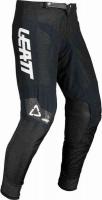 LEATT Moto 4.5 Lite Black/White Pants Photo