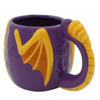 Numskull Official Spyro the Dragon 3D Mug Photo