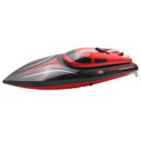 RC Racing Boat - Red Photo