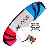 Flexifoil Blade 4.9m² Adult Sport Power Stunt Kite   Lifetime Money-Back Guarantee Photo