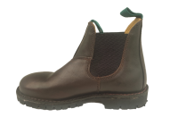 Jim Green - F3 Stockman Fireman High Heat Boot - Brown Photo