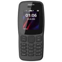 Nokia 106 2G Only - Dark Grey Cellphone Cellphone Photo