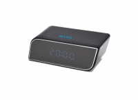 MR A TECH Wire-Free HD WIFI CLOCK Camera Rechargeable Battery Built-in Photo
