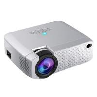 Portable Full HD LED Projector Home Cinema Theatre Photo