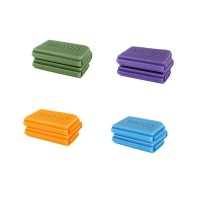 DHAO-Seat Cushion Folding Mat Mini Camping Foam Sitting Pad - 4 Piece Photo