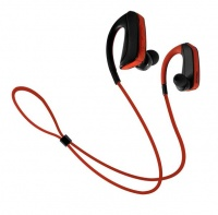 Maxell Bluetooth wireless sports Earphones - Red Photo