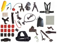 S Cape S-Cape 49-in-1 Accessories Kit for All Gopro Photo