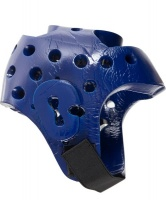 Essentials Fury Boxing Mask - Blue Photo