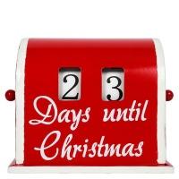 AK Christmas Countdown Decoration Photo