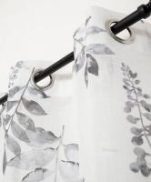 George Mason George & Mason - Fern Dolly Eyelet Unlined Curtain Photo