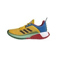 adidas Junior Lego Sport Running Shoes - Yellow Photo