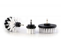 Automotive Drill Brush Set - White Photo