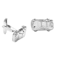 Xcalibur Car Shaped Stainless Steel Cufflinks Photo