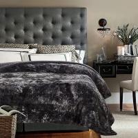 Wonder Towel Luxury Reversible Sherpa Fleece Mink Throw Blanket Photo