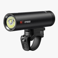 Ravemen CR1000 Front Bicycle Light with Wired Remote Photo