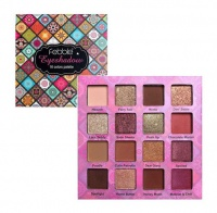 Eyeshadow Palette by Febble - 16 Colours Photo