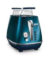 Delonghi - Distinta Flair 2 Slice Toaster - Prestige Blue Photo
