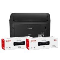 Canon LBP6030B Mono Laser Printer Bundle Photo