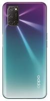 OPPO A72 128GB Single - Aurora Purple Earbuds Bundle Cellphone Cellphone Photo