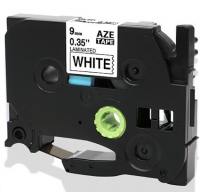 Brother Compatible TZ-221 Label tape Cartridge 9mm Black Photo