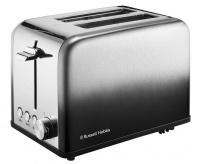 Russell Hobbs Black Ombre 2 Slice Toaster Photo