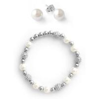 Cazabella Bracelet and Earring Combo Photo