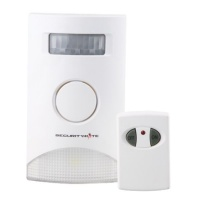 Securitymate - Wireless Motion Sensor With Light & Remote Control Photo