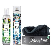 MakeUp Eraser Chic Black Hair Spray & Hair Shaping Mousse Photo