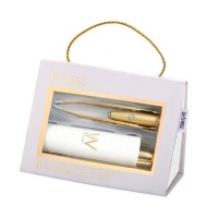 La-Tweez - Pro Illuminating Tweezers - Gold With Carry Case Photo
