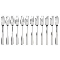 Tramontina 12 pieces Table Fork Amazonas Range Stainless Steel Dishwasher Safe Photo